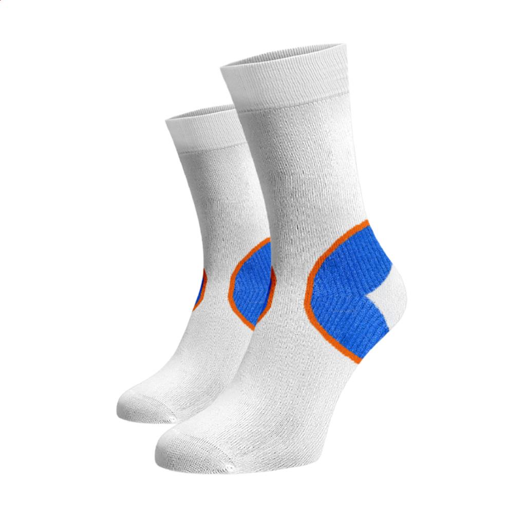 Levně Benami kompresní ponožky Bílé Bílá Polypropylen 42-44